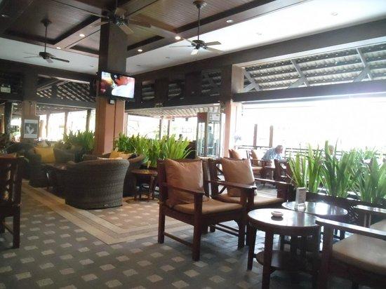 Patong Merlin Hotel : lobby
