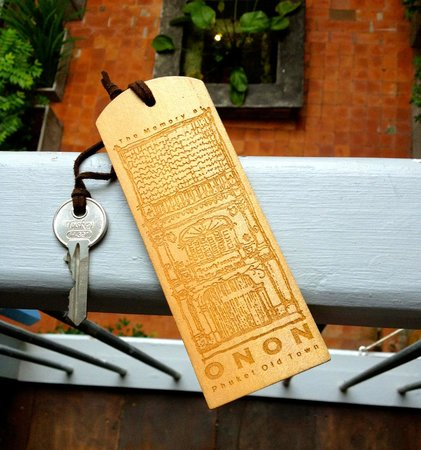 The Memory at On On Hotel: Key