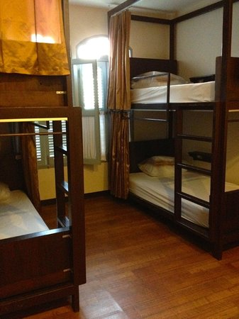 The Memory at On On Hotel: Dorm room.