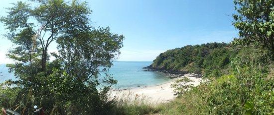 Nui Beach (Haad Nui): haad nui bay