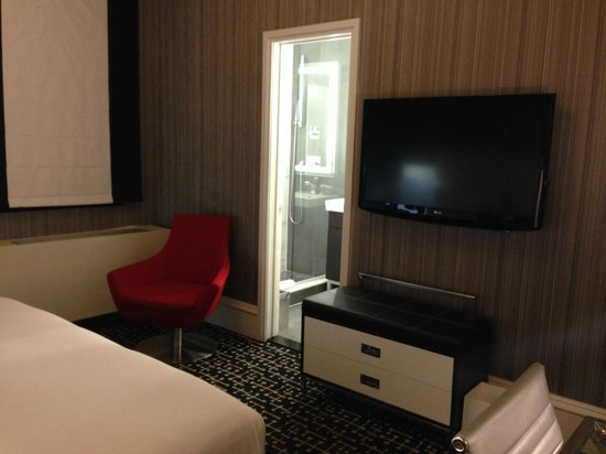 Moderne Hotel: my room