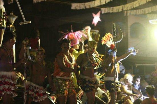 Wright Inn: carnaval