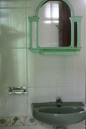 Wright Inn: bathroom
