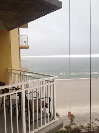 Plaza Resort & Spa: view