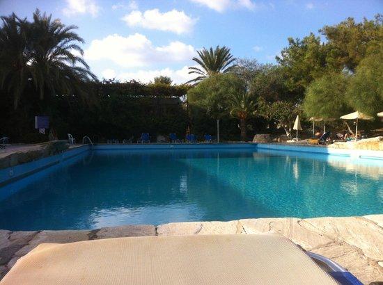 Sitia Beach City Resort & Spa : Grande piscine de l'hôtel
