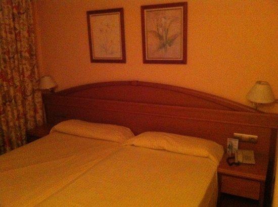 Hotel Bahia Serena: habitacion