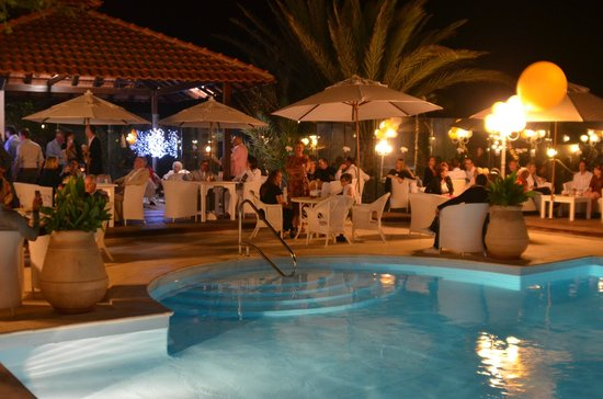 Hotel Morabeza : Sylvester party - fantastic!