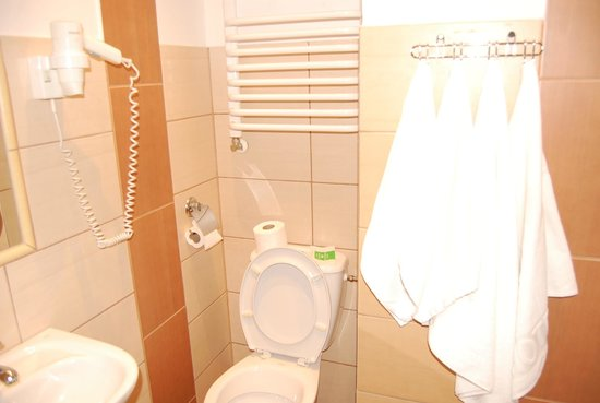 Hotel Kazimierz II: Bath
