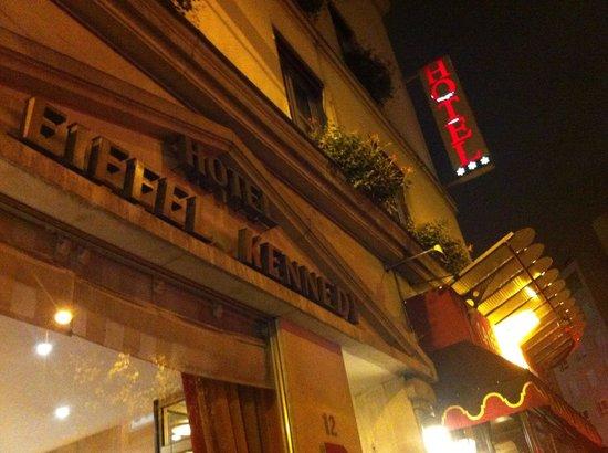 Eiffel Kennedy Hotel: Eiffel Kennedy