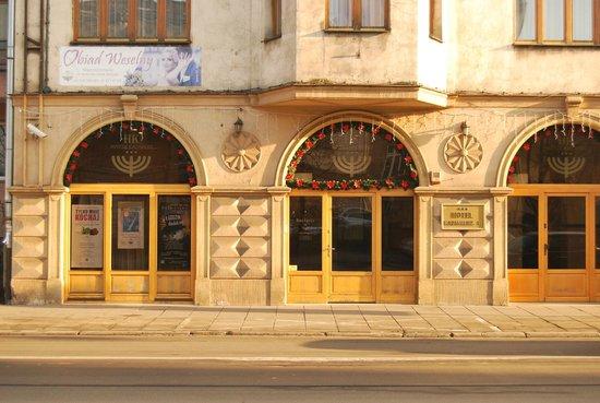 Hotel Kazimierz II: Hotel Entrance