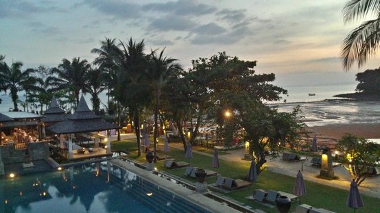 Nakamanda Resort & Spa : View