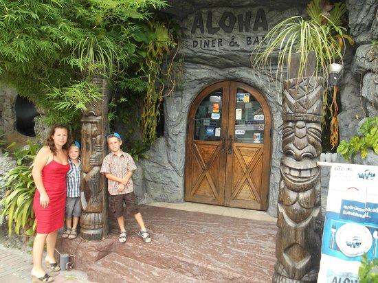 Aloha Diner & Bar: 1