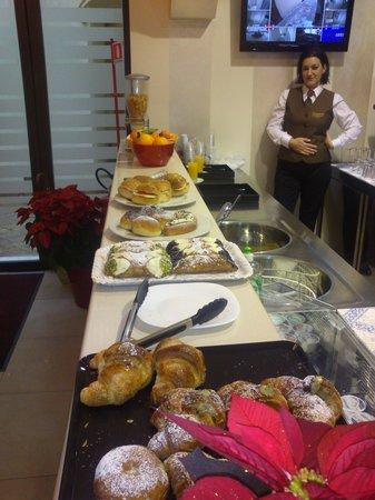 Vittorio Emanuele Bed & Breakfast : Estratto di colazione