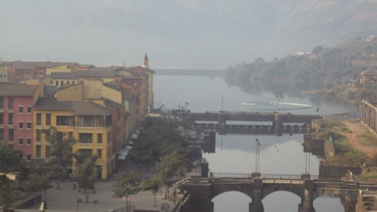 Fortune Select Dasve, Lavasa: View from room