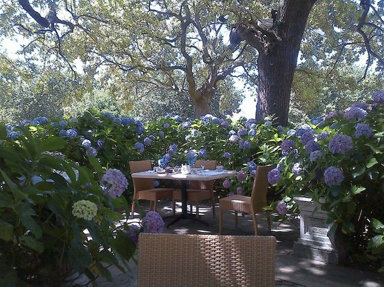Palmiet Valley Wine Estate & Boutique Hotel: breakfast setting