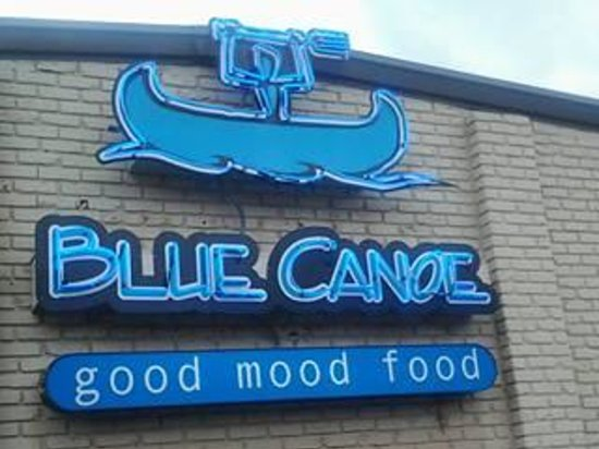 Blue Canoe Restaurant is a must stop!!!
