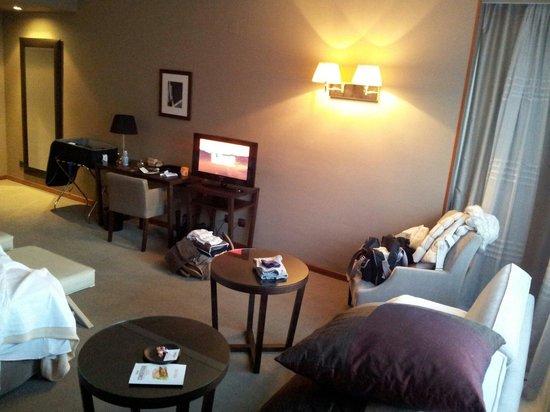 Hotel Conqueridor: Camera Junior suite
