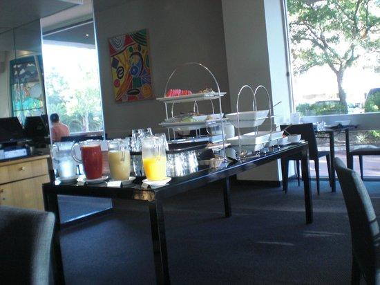 Sullivans Hotel: Frühstückbuffet