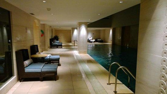 Fairmont Peace Hotel: Indoor Pool