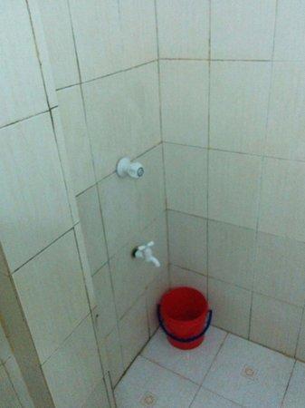 Shehan Guest House : Muffa e sporcizia in ogni fessura