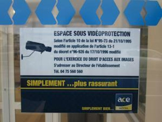 Ace Hotel  : Video Surveillance