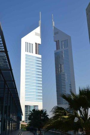 Jumeirah Emirates Towers: vue de l'hôtel