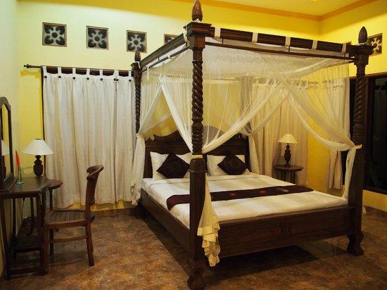 Bali Suksma Villa : room