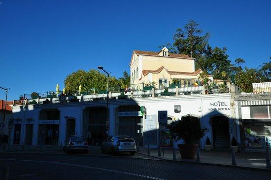 Hotel Nova Sintra: hotel as seen from street