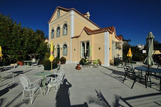 Hotel Nova Sintra: picture taken from terrace