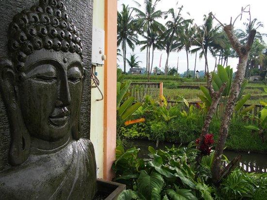 Bali Suksma Villa: entrance