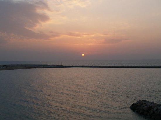 Hilton Ras Al Khaimah Resort & Spa: window view