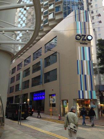 OZO Wesley Hong Kong: Hotel