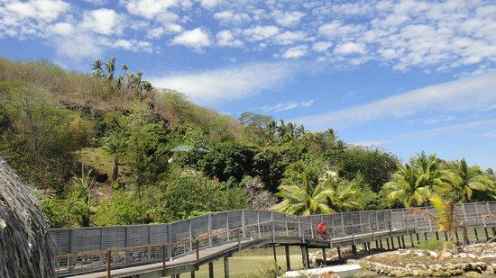 Sofitel Bora Bora Marara Beach Resort: местность