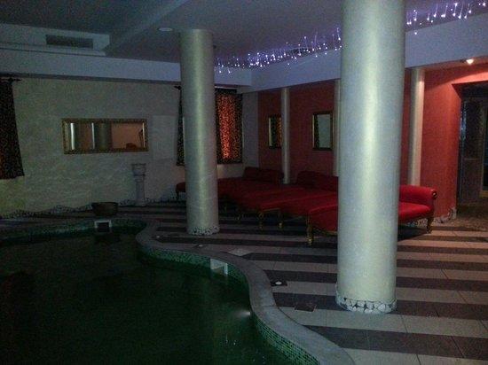 Hotel Mediterraneo Club Benessere : Spa