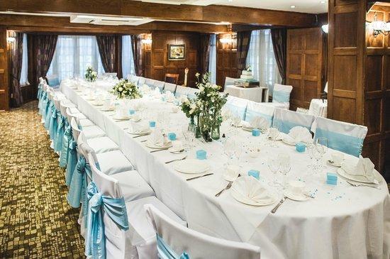 The Stanneylands Hotel: Wedding Reception Oak Suite