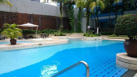 InterContinental Kuala Lumpur : Pool view