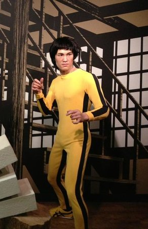 Madame Tussauds Bangkok: Bruce Lee