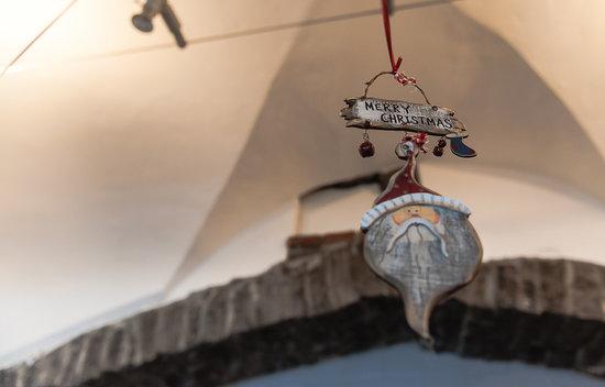 Hosteria del Platano: Natale...