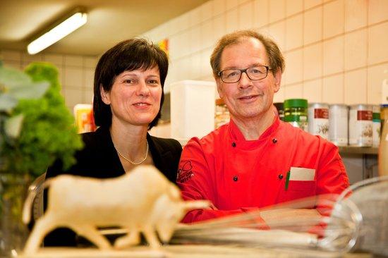 Metzgerwirt  Hotel: Angelika und Emanuel Stadler