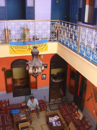 Hostel Riad Mama Marrakech Picture