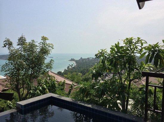 Nora Buri Resort & Spa: View from room