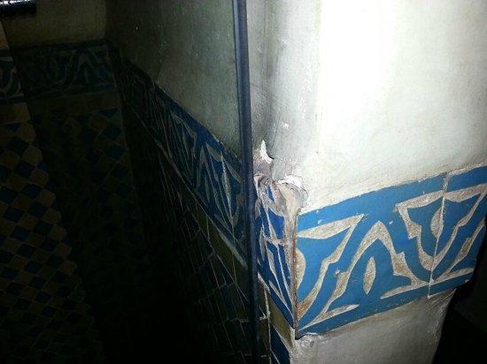 Riad & Spa Mabrouk: Bagno