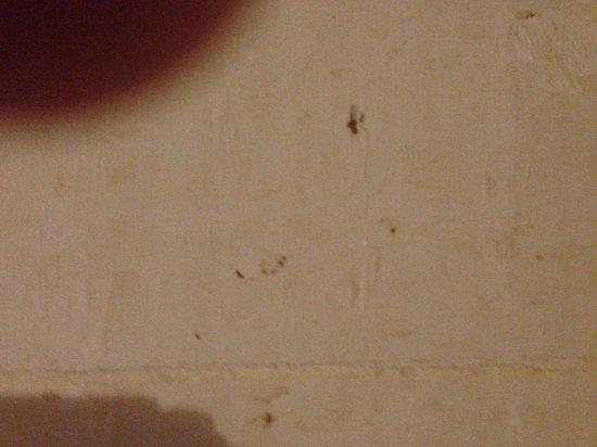 Hotel Ta' Cenc: Walls