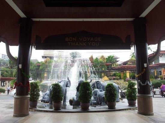 Novotel Samui Resort Chaweng Beach Kandaburi: Hotel enterance