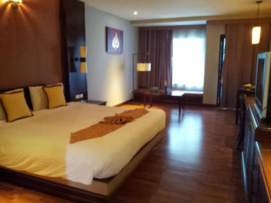 Novotel Samui Resort Chaweng Beach Kandaburi: Room