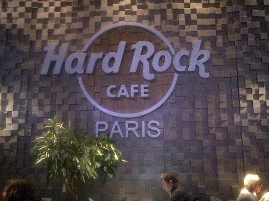 Hard Rock Cafe Paris: suggestione musicale