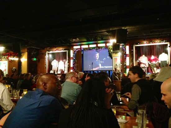 The Comedy and Magic Club: Jay Leno show was truly AWESOME!