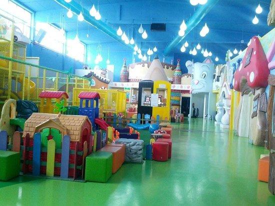 Latina, Italia: Il super Parco giochi di Tobiland