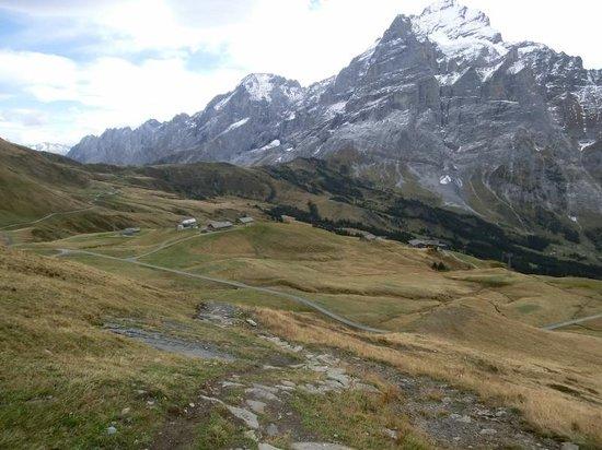 Grindelwald, İsviçre: Wetterhorn