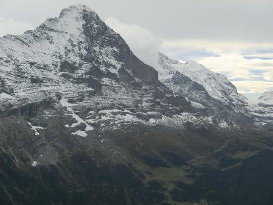 First: Eiger